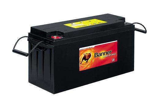 Staniční baterie